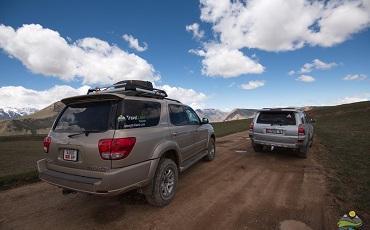 Car rental in Kyrgyzstan, Прокат авто в Киргизии